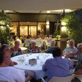 Montpellier-Mercure-Abendessen