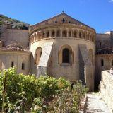 SaintGuilhem-le-Desert-Kirche
