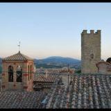 Abenddmmerung-Castello-Giomici-Umbrien-Italien-2009-Bild-Barbara-Ludwig