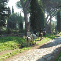Weiterlesen: Rom im Herbstzauber - vor der Sintflut