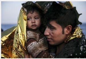 Flüchtlingskrise-Lesbos-2015Nov