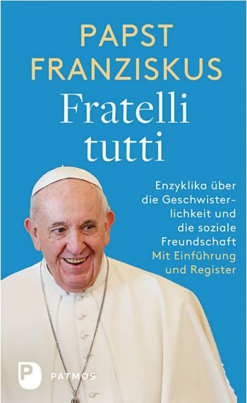 PapstFranz FratelliTutti PatmosCover