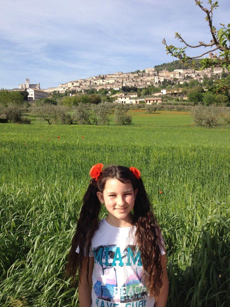 Assisi Familien2018 SanMasseoWeg9