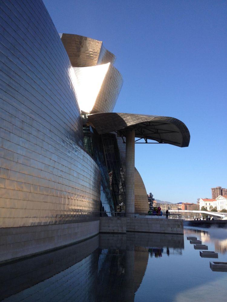 Bilbao GuggenheimMuseumBesuch4