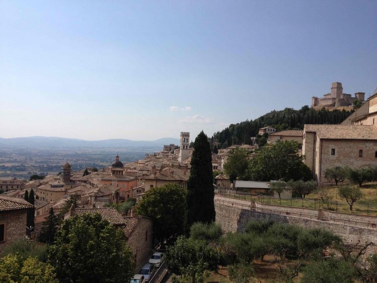 Assisi 2018Aug Panorama Ideale2
