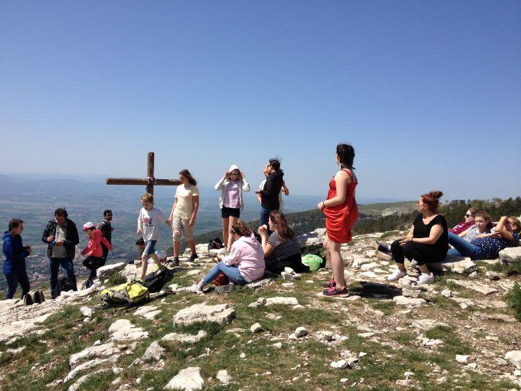 Assisi Familien2018 Subasio