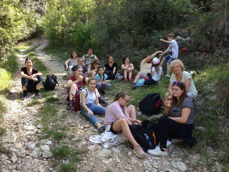 Assisi Familien2018 Subasio6