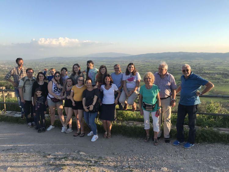 Assisi Familien2018