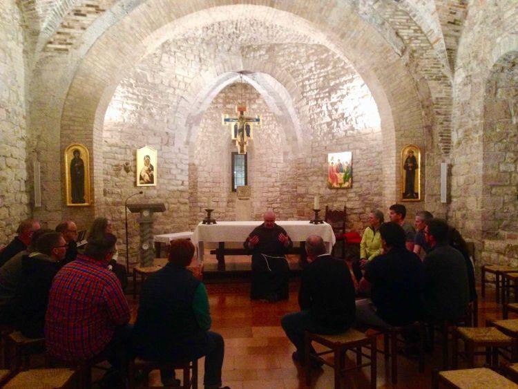 Assisi SanFrancesco CappellaFrateElia1