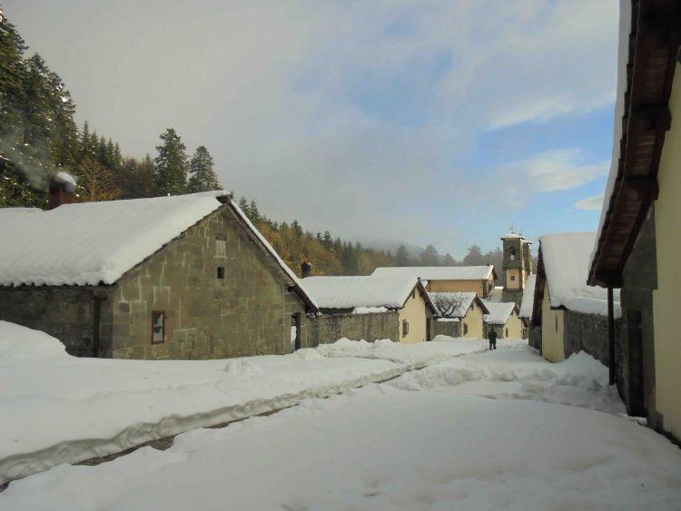 Camaldoli Eremo Winter2017Nov16a