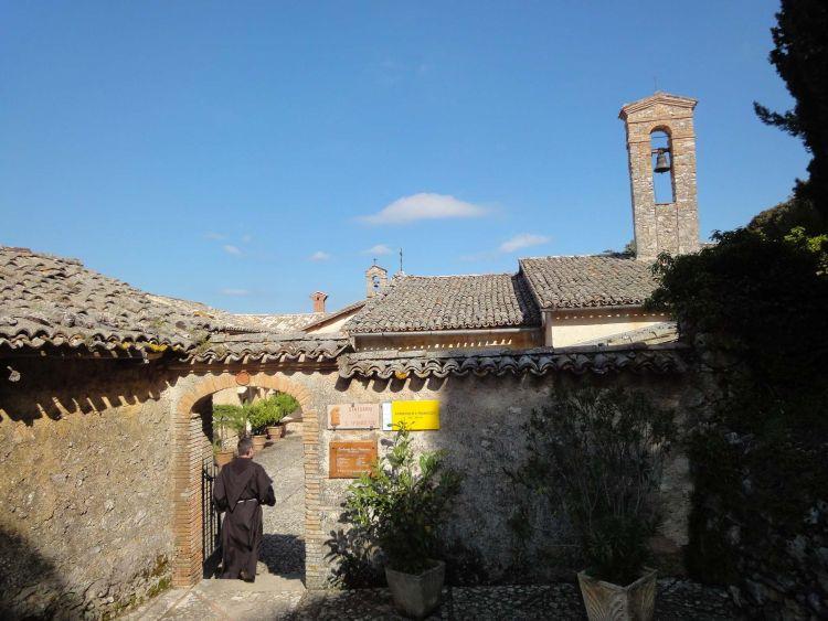 Monteluco Klösterchen Frate