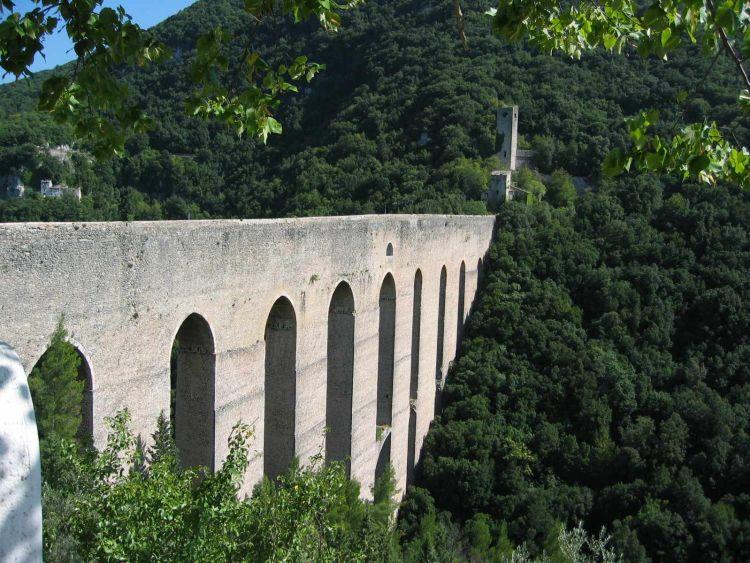 SpoletoAquädukt PonteTorri